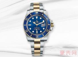 十万元的手表回收多少钱 部分表款竟高达15万