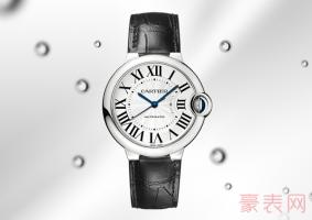 4万的卡地亚手表回收价格是多少 热款卖3万不是没可能