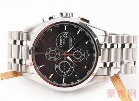 天梭和阿玛尼手表哪个好 看看回收商态度就懂了