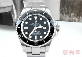 哪些旧手表值钱 十大旧手表保值率排行榜