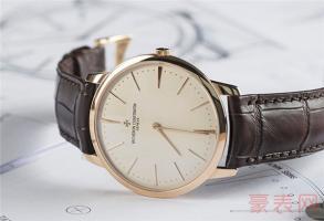2021年的江诗丹顿二手手表回收价格会涨会跌?