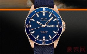 5000块钱买的美度手表回收价格现在还值多少
