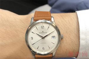 积家手表回收价格怎么样 新旧差价有多大