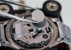 如何打开手表后盖换电池 仅需几个步骤