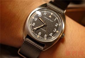 汉米尔顿手表质量怎样 戴过的表友这样说