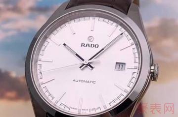 卖二手雷达手表能卖多少钱一个