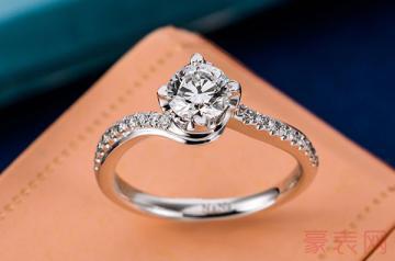 30分的二手钻石戒指回收价格是多少