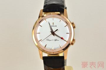 低调小众的昆仑手表回收多少钱