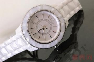 迪奥手表回收价格能否保住五折