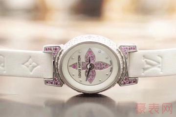 详解LV手表回收价格不高的原因
