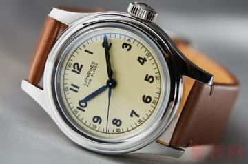 售价较低的浪琴品牌手表可以回收吗