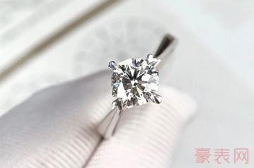 奢侈品钻石回收店回收钻戒有要求吗