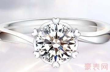 有着gia证书的1克拉钻石回收价格一般是多少