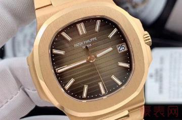 典当行可以回收名牌手表吗