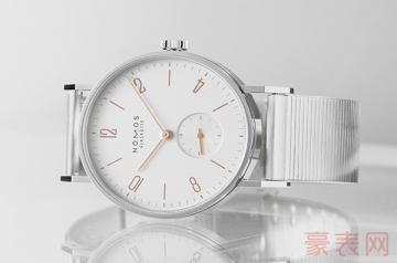 nomos手表回收价格能上涨多少