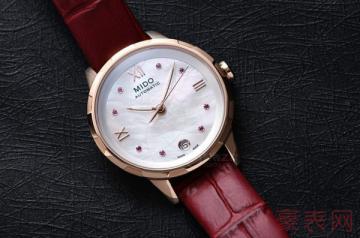 彰显非凡品味的美度手表可以回收吗