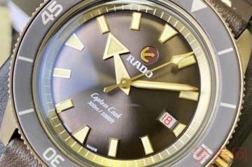 流行度不高的二手雷达手表可以回收吗