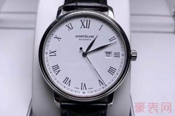 哪里有可对照的万宝龙手表回收价格表