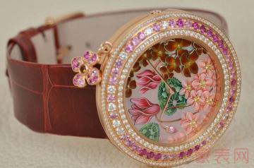 梵克雅宝手表二手回收能卖多少钱