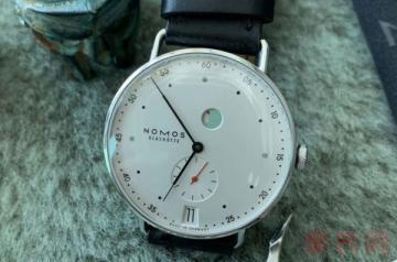 春节后回收nomos手表到底值不值?