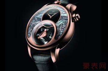 回收雅克德罗手表谨防高价手表回收公司