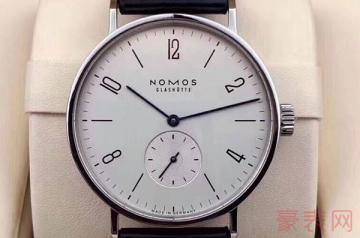 二手nomos回收价格能达到五折吗
