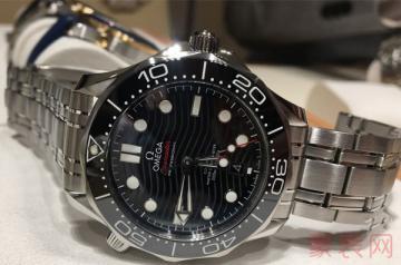 4万多买的欧米茄手表回收多少钱