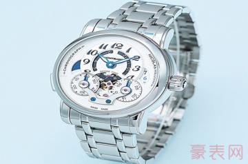 二手万宝龙手表回收能卖多少钱