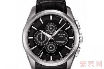 6000的天梭二手手表回收多少钱