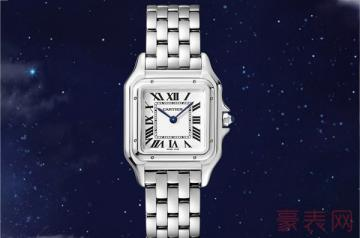 3万多的卡地亚手表回收多少钱