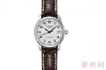 卖一万块的浪琴女士手表回收能卖多少钱