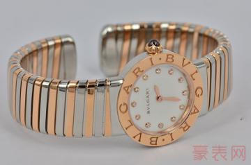 回收二手宝格丽手表大概多少钱
