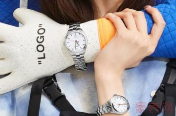 天梭pr100二手手表还在线下回收?线上回收成热潮