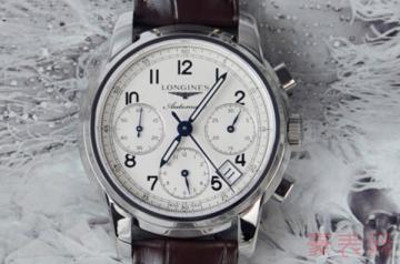 浪琴新款手表戴了1个月不到能卖多少钱