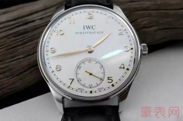 一般的二手普通手表回收价格是多少