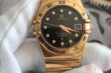 omega专卖店当下有回收手表的业务吗