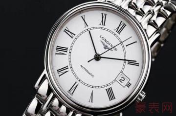 浪琴手表有回收的流行渠道吗