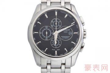 不想要了的天梭手表回收可以卖多少钱