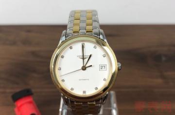 浪琴典藏版手表回收一般多少钱才合理