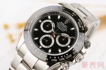 劳力士手表回收一般什么价位
