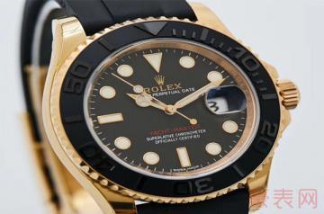 2000年的劳力士手表大概回收卖多少钱