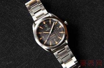 维修过的欧米茄手表可以回收吗