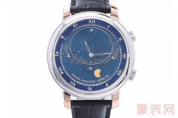 百达翡丽5078手表回收价格原来是这样评估的