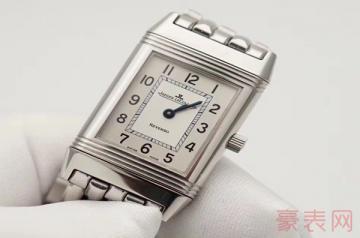 积家手表回收价格怎么样 款式香的价格也香