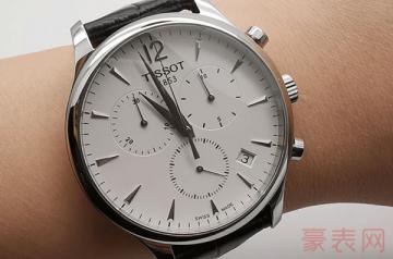 3000的天梭手表回收能值多少钱