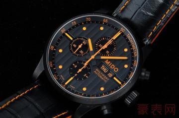 价值四五千的手表应该到哪里回收