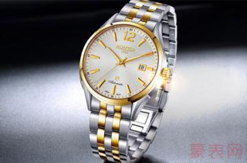 老品牌罗马手表还有回收价值吗