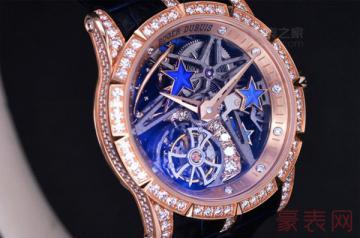 去哪卖二手罗杰杜彼手表物有所值