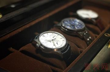 积家手表回收几折怎么看 有标准没