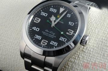 不懂就问:劳力士手表回收多少钱